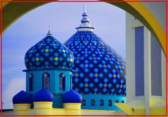 kontraktor kubah masjid galvalum kontraktor kubah masjid enamel