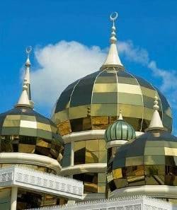 Keunggulan Kubah Masjid Stainless